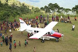 MAF Plane